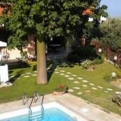 B&B Villa Beatrice Brancaleone - giardino