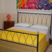 B&B Villa Beatrice Brancaleone - camera da letto
