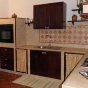 B&B Villa Beatrice Brancaleone - cucina