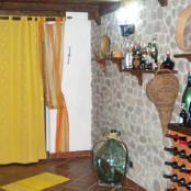 B&B Villa Beatrice Brancaleone - tavernetta