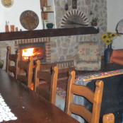 B&B Villa Beatrice Brancaleone - salone