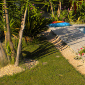 B&B Villa Betrice Brancaleone - giardino