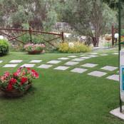 il giardino di Villa Beatrice